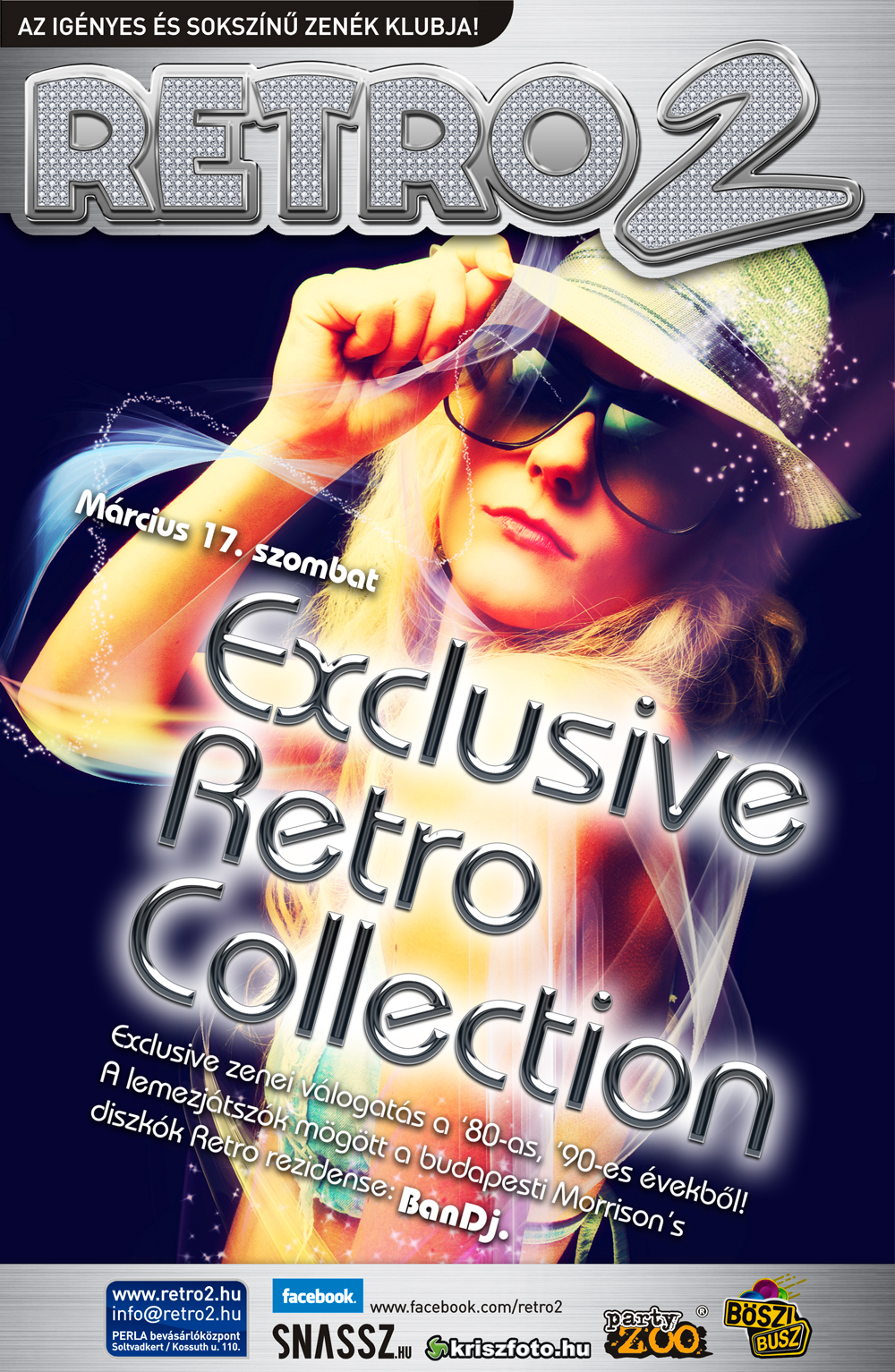 Exclusive Retro Collection