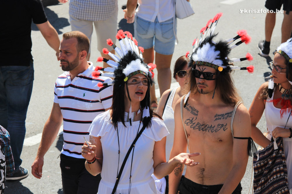 27th Street Parade - Culture of Tolerance